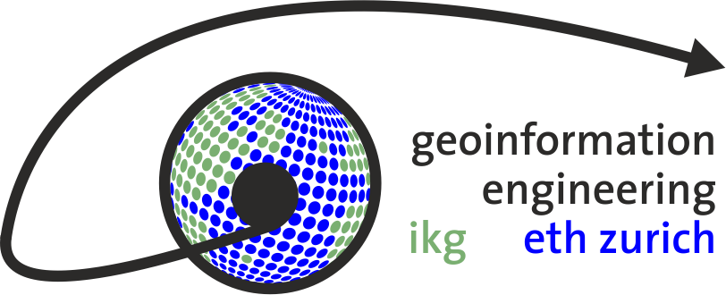 Geoinformation Engineering Logo